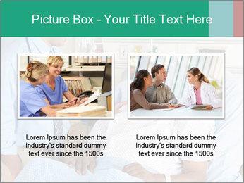 Man In Hospital PowerPoint Templates - Slide 18