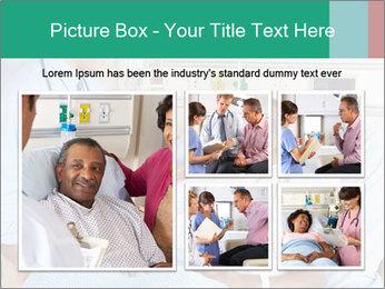 Man In Hospital PowerPoint Templates - Slide 19