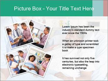 Man In Hospital PowerPoint Templates - Slide 23