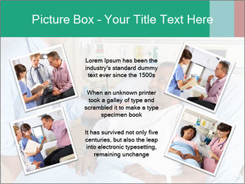 Man In Hospital PowerPoint Templates - Slide 24