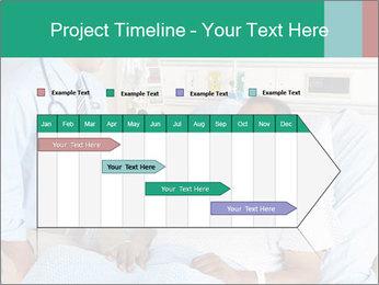 Man In Hospital PowerPoint Templates - Slide 25