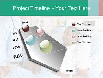 Man In Hospital PowerPoint Templates - Slide 26