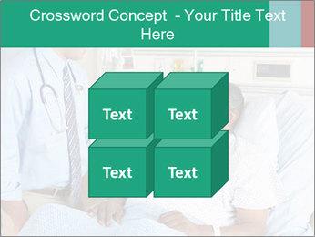 Man In Hospital PowerPoint Templates - Slide 39