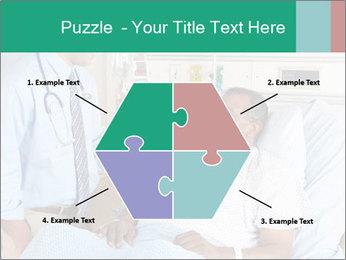 Man In Hospital PowerPoint Templates - Slide 40