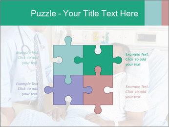 Man In Hospital PowerPoint Templates - Slide 43