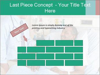 Man In Hospital PowerPoint Templates - Slide 46