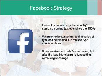 Man In Hospital PowerPoint Templates - Slide 6