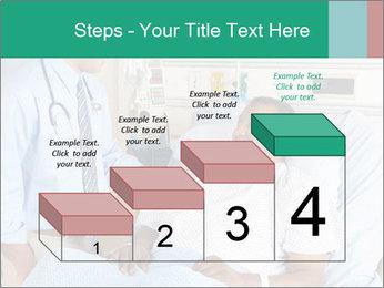 Man In Hospital PowerPoint Templates - Slide 64