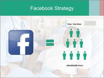 Man In Hospital PowerPoint Templates - Slide 7
