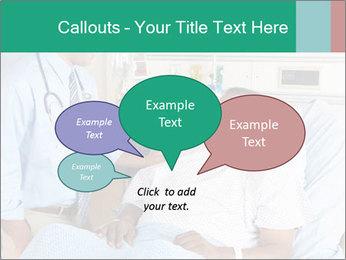 Man In Hospital PowerPoint Templates - Slide 73