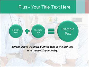 Man In Hospital PowerPoint Templates - Slide 75