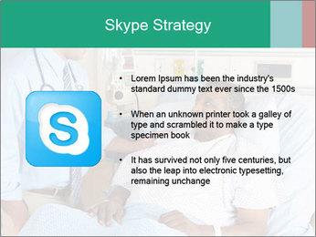 Man In Hospital PowerPoint Templates - Slide 8