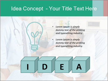 Man In Hospital PowerPoint Templates - Slide 80