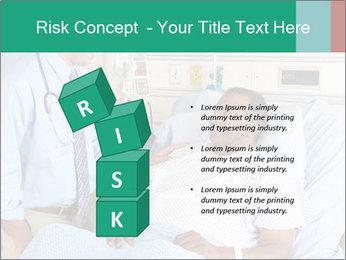 Man In Hospital PowerPoint Templates - Slide 81