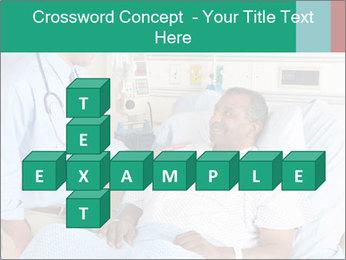 Man In Hospital PowerPoint Templates - Slide 82