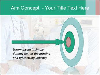 Man In Hospital PowerPoint Templates - Slide 83
