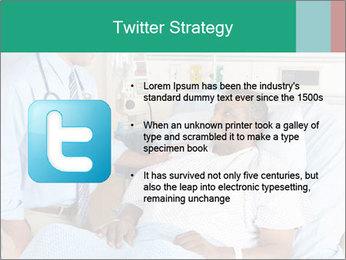 Man In Hospital PowerPoint Templates - Slide 9