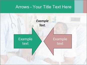 Man In Hospital PowerPoint Templates - Slide 90