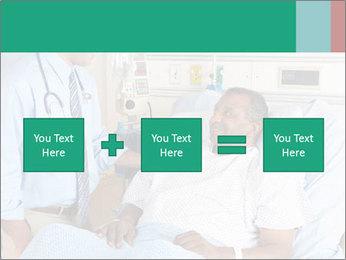 Man In Hospital PowerPoint Templates - Slide 95