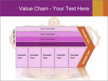 Crown With Gemstones PowerPoint Templates - Slide 27
