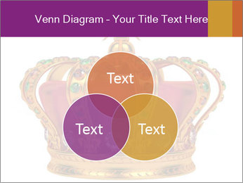 Crown With Gemstones PowerPoint Templates - Slide 33