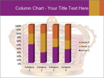 Crown With Gemstones PowerPoint Templates - Slide 50