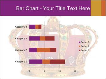 Crown With Gemstones PowerPoint Templates - Slide 52