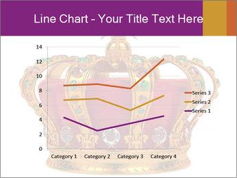 Crown With Gemstones PowerPoint Templates - Slide 54