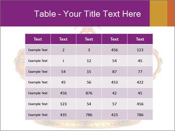 Crown With Gemstones PowerPoint Templates - Slide 55