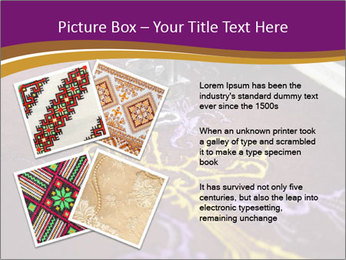 Golden Cross PowerPoint Templates - Slide 23