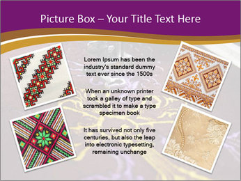 Golden Cross PowerPoint Templates - Slide 24