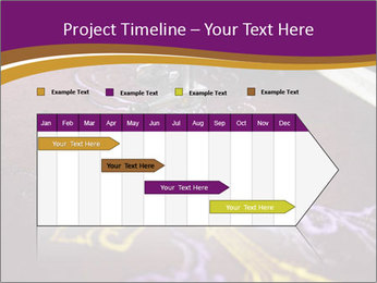 Golden Cross PowerPoint Templates - Slide 25