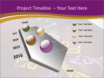 Golden Cross PowerPoint Templates - Slide 26