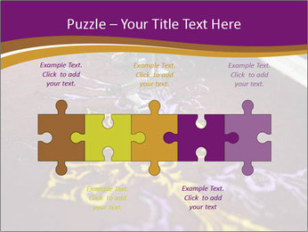 Golden Cross PowerPoint Templates - Slide 41