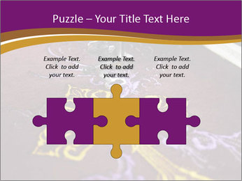 Golden Cross PowerPoint Templates - Slide 42