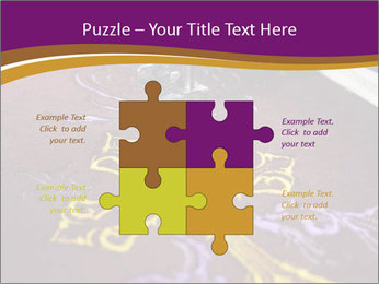 Golden Cross PowerPoint Templates - Slide 43