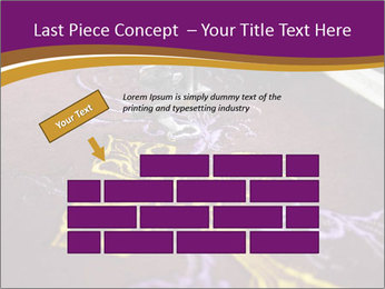 Golden Cross PowerPoint Templates - Slide 46