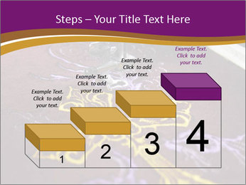 Golden Cross PowerPoint Templates - Slide 64