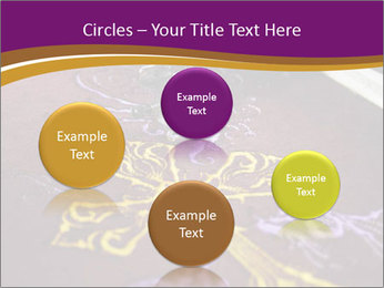 Golden Cross PowerPoint Templates - Slide 77