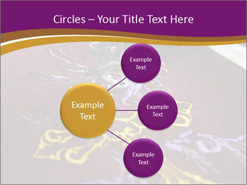Golden Cross PowerPoint Templates - Slide 79