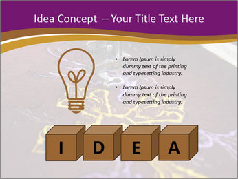 Golden Cross PowerPoint Templates - Slide 80