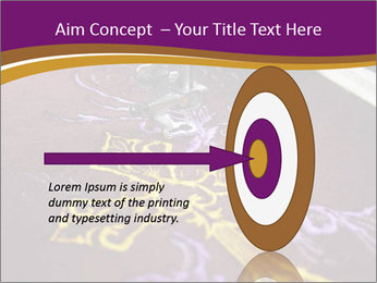Golden Cross PowerPoint Templates - Slide 83