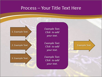 Golden Cross PowerPoint Templates - Slide 85