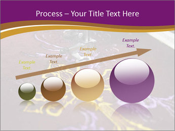Golden Cross PowerPoint Templates - Slide 87