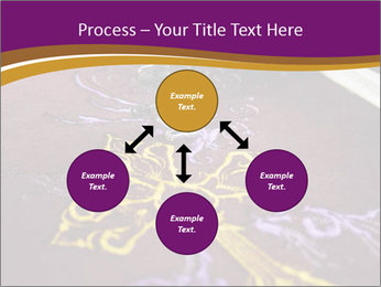 Golden Cross PowerPoint Templates - Slide 91