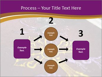 Golden Cross PowerPoint Templates - Slide 92