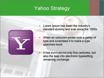 Business Way Of Greeting PowerPoint Template - Slide 11