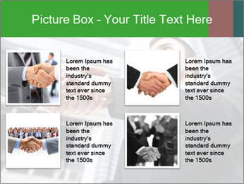 Business Way Of Greeting PowerPoint Template - Slide 14