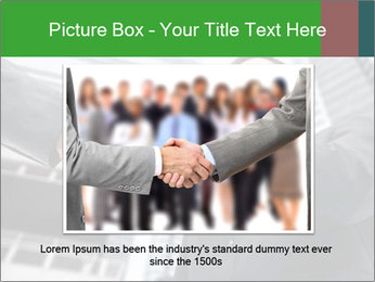 Business Way Of Greeting PowerPoint Template - Slide 15