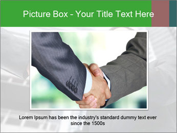 Business Way Of Greeting PowerPoint Template - Slide 16